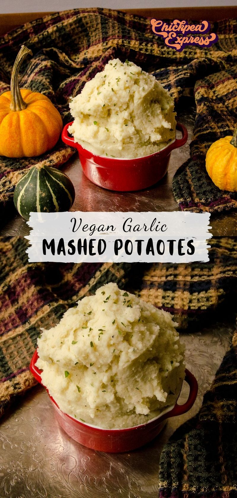 Vegan garlic mashed potatoes. Mashed potatoes recipe for thanksgiving dinner, and other holiday feasts! This vegan and healthy alternative is sure to be a hit! Top with warm brown gravy.  . . #vegan #veganfood #veganlife #veganrecipe #veganrecipes #recipe #recipes #healthyrecipes #healthy #healthyfood #potato #potatorecipe #mashedpotatoes #mashedpotato #veganmashedpotato #fallrecipes #fall #carbs #healthyvegan #thanksgiving #thanksgivingrecipe #thanksgivingfood #thanksgivingdinner