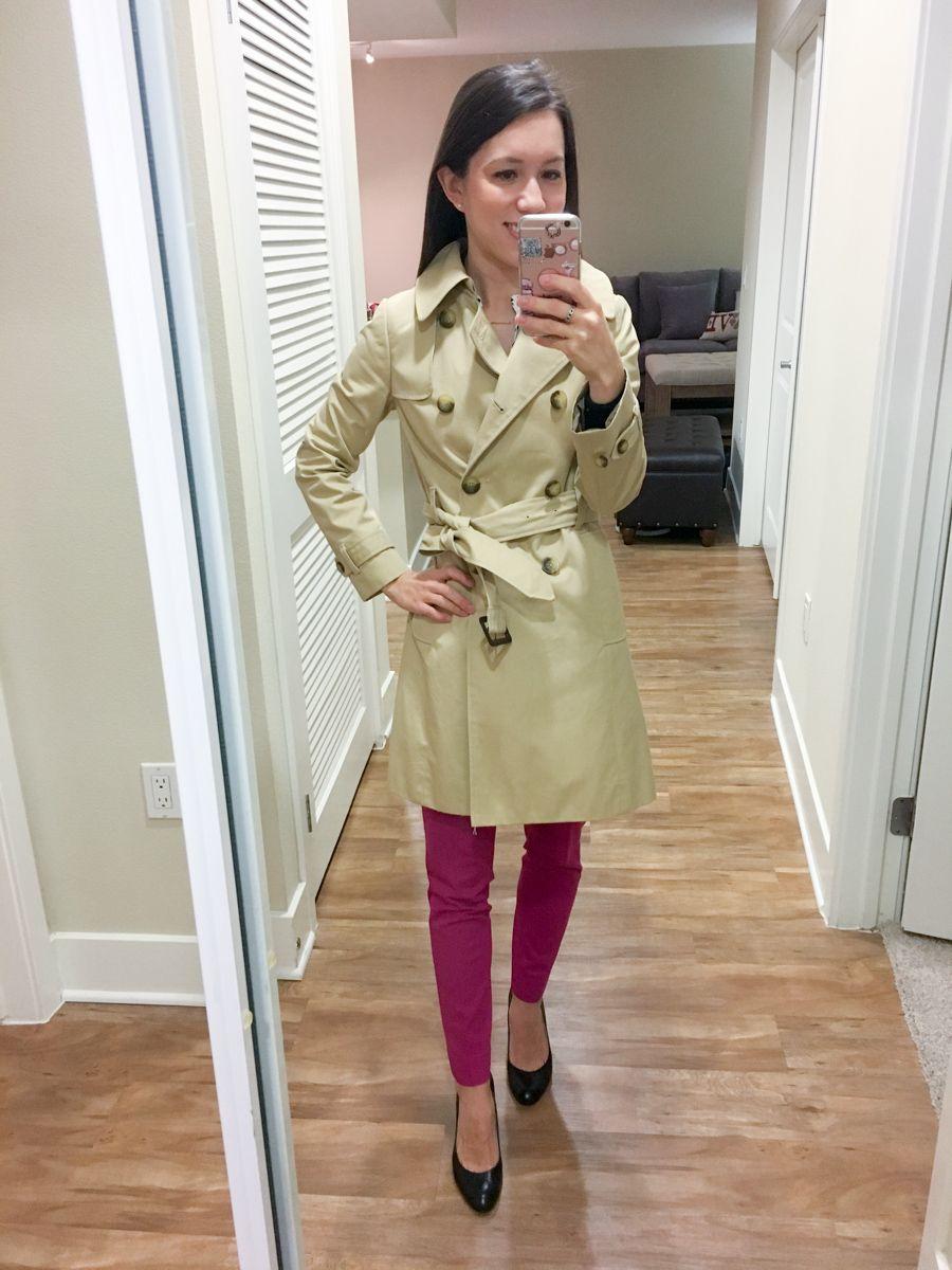 68a9ccbd10 Instagram Outfits  3 + LOFT Fit Reviews + Weekend Sales