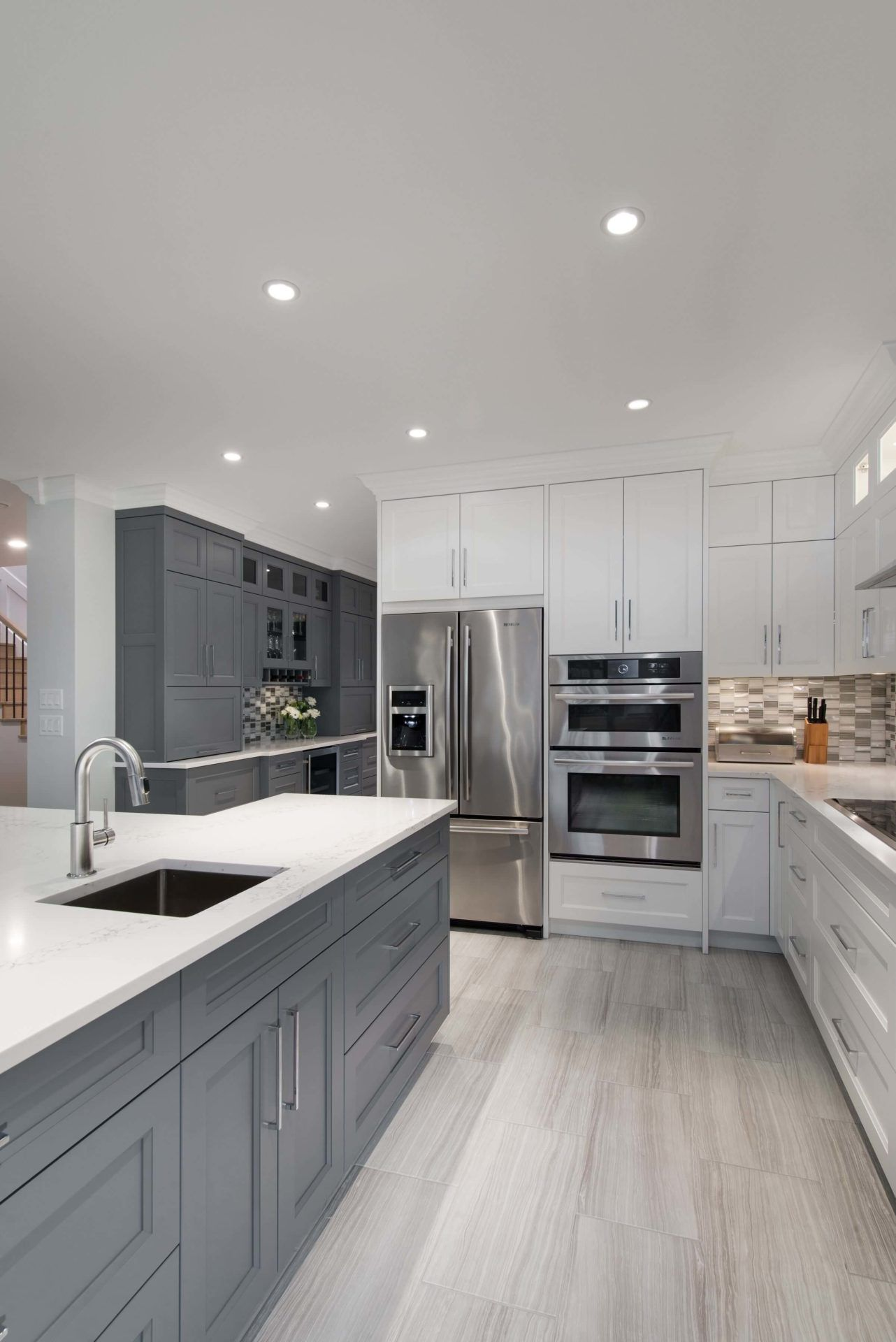 7 Creative Gray Kitchen Ideas that You Can Use Right Away! - EnthusiastHome