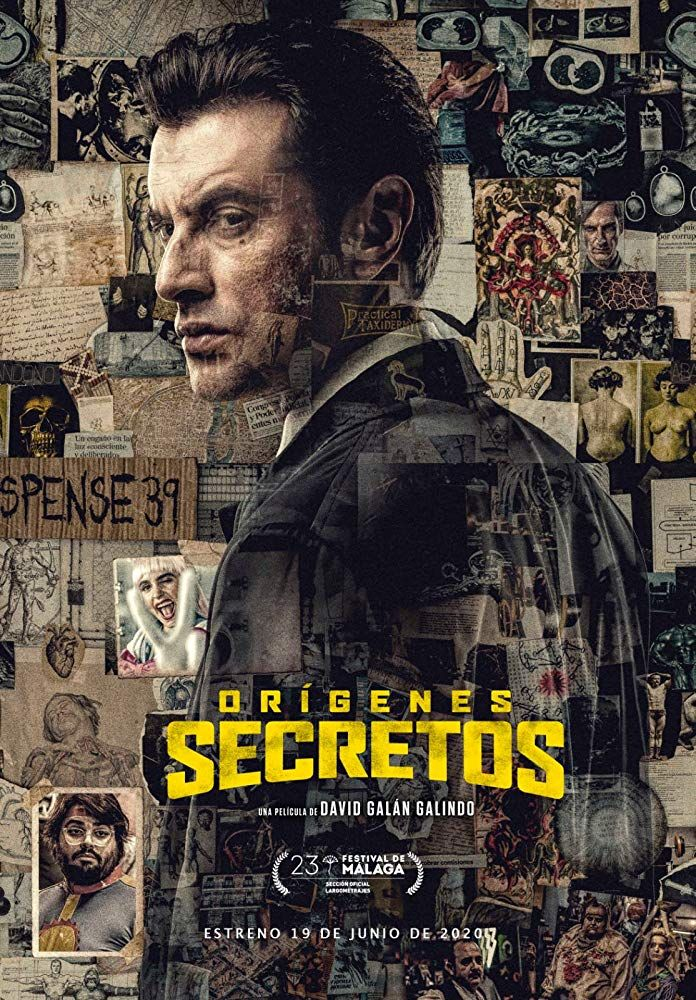 Orígenes secretos (2020) Full Movie Download 720p HD