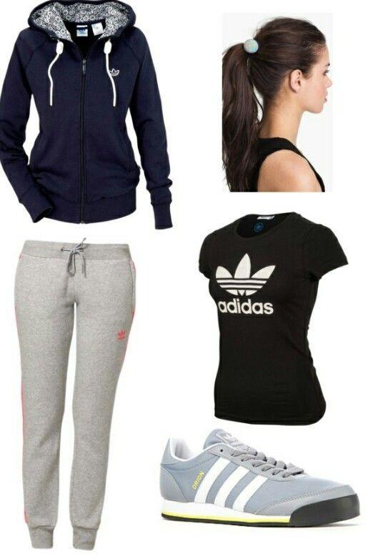 ropa deportiva mujer adidas conjunto