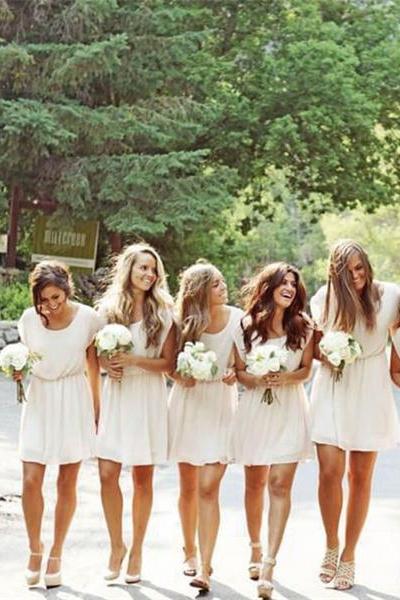 Flowy bridesmaid dresses, Casual