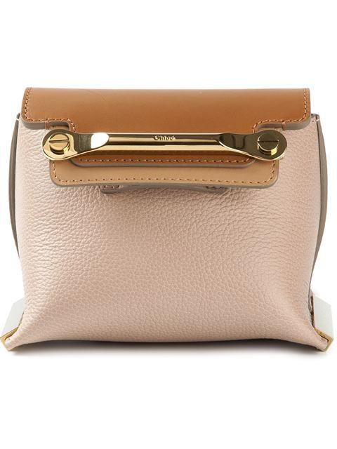 76cec95dc829f Chloé Mini 'clare' Shoulder Bag - Jean Pierre Bua - Farfetch.com $1,065.20  Import Duty Included