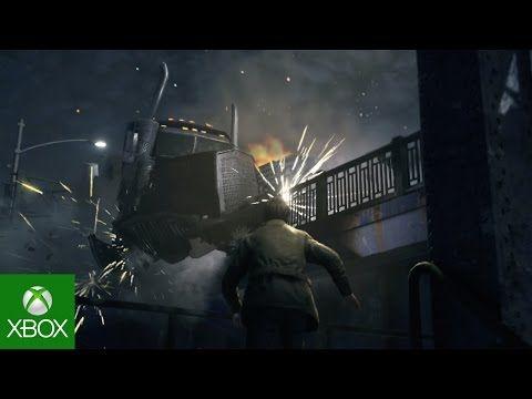 Video – El increbible Gameplay de Quantum Break