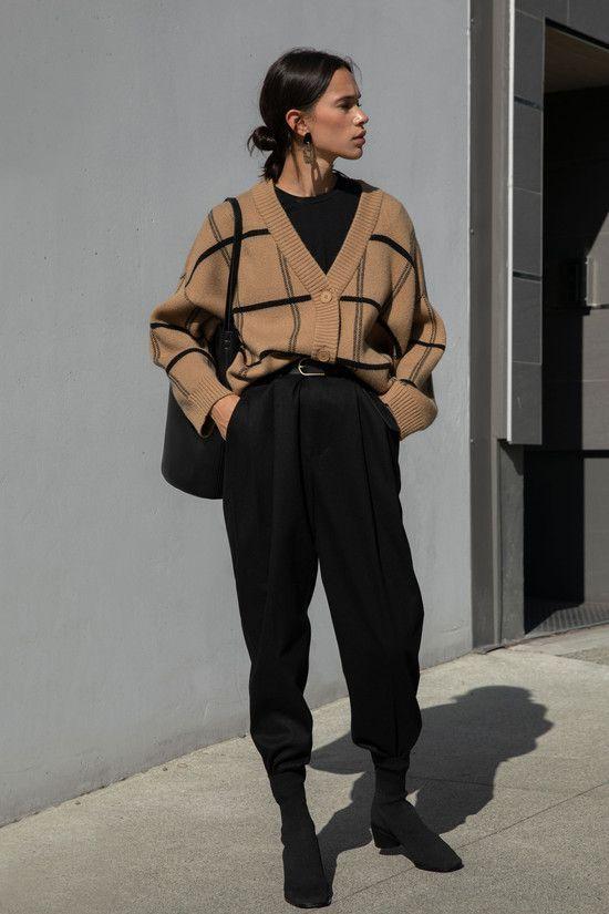 Outfits con baggy pants que harán temblar al frío – Fashion