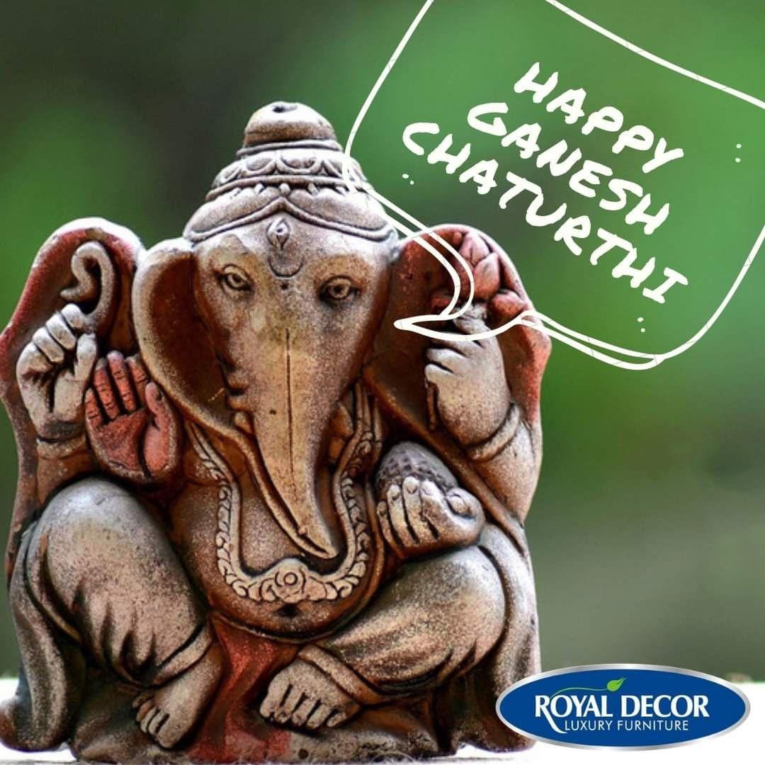 Ganpati Bappa Morya! Mangal Murti Morya 😇 Wish You A Very