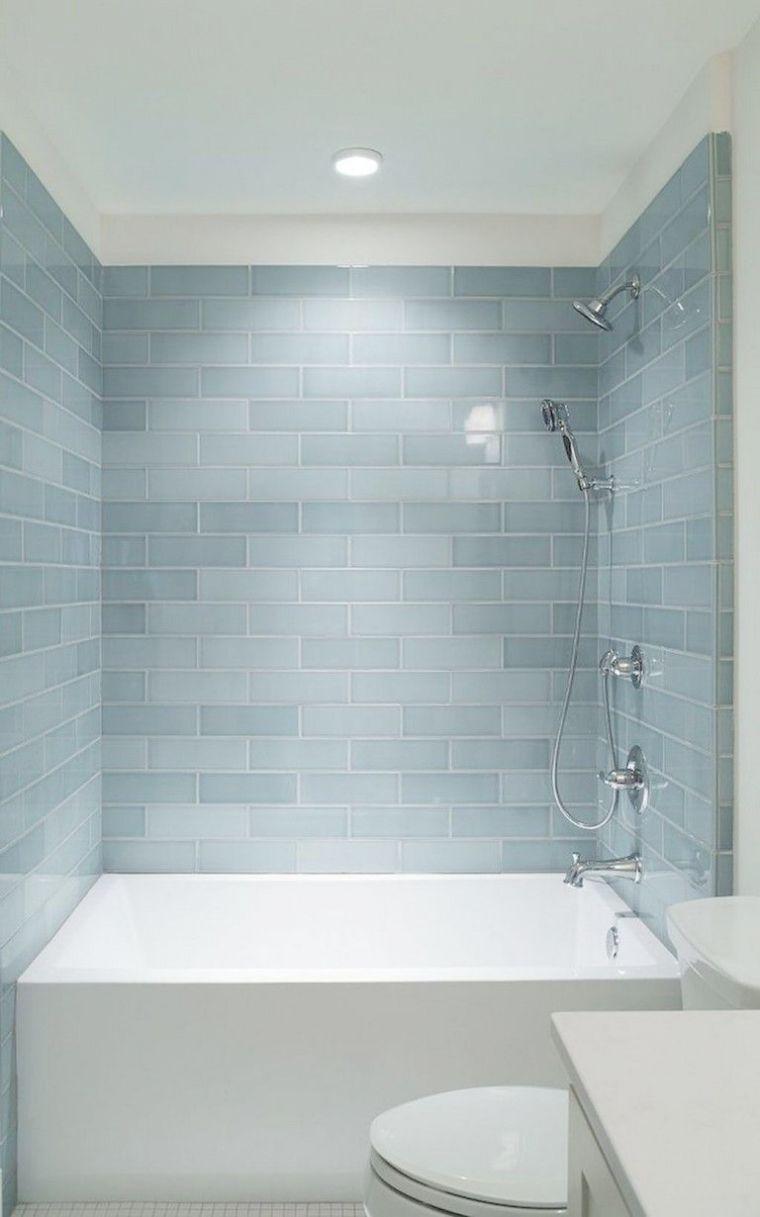 Bathroom Backsplash Ideas Her Bathroom Ideas Gray And White Your Bathroom Remodel For Dummies An Bathroom Counter Organizer Over Bathroom Tiles In 2020 Bathroom Interior Design Shower Remodel Bathroom Design Small