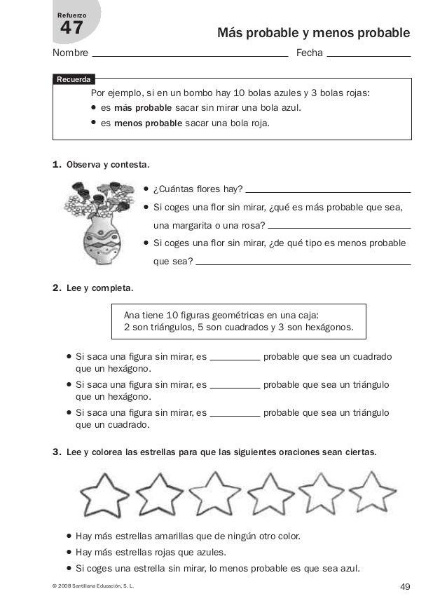 Refuerzo matematicas 4º primaria. | mat | Math, School y Puzzle