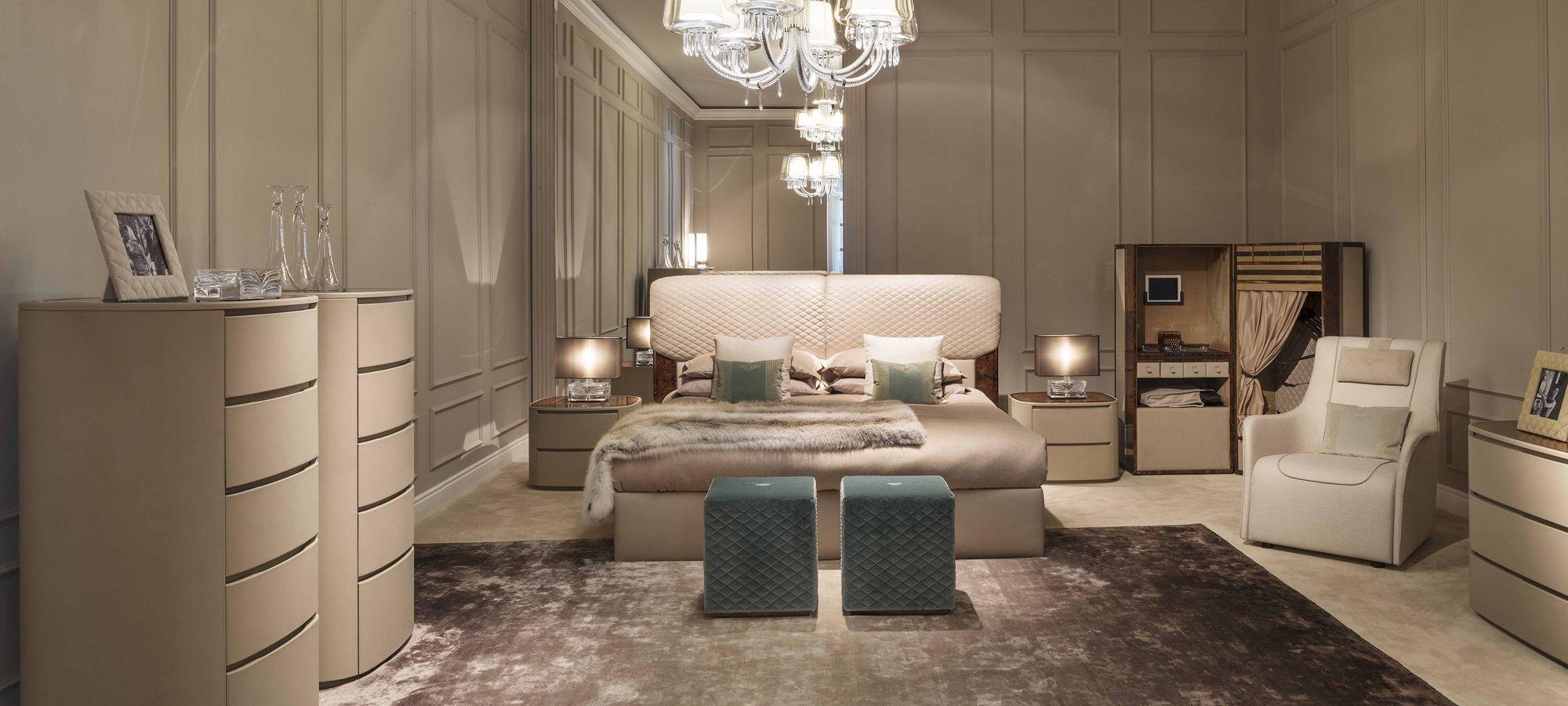 Berwick Bed Casarredo Luxury Furniture Brands Luxury Interior