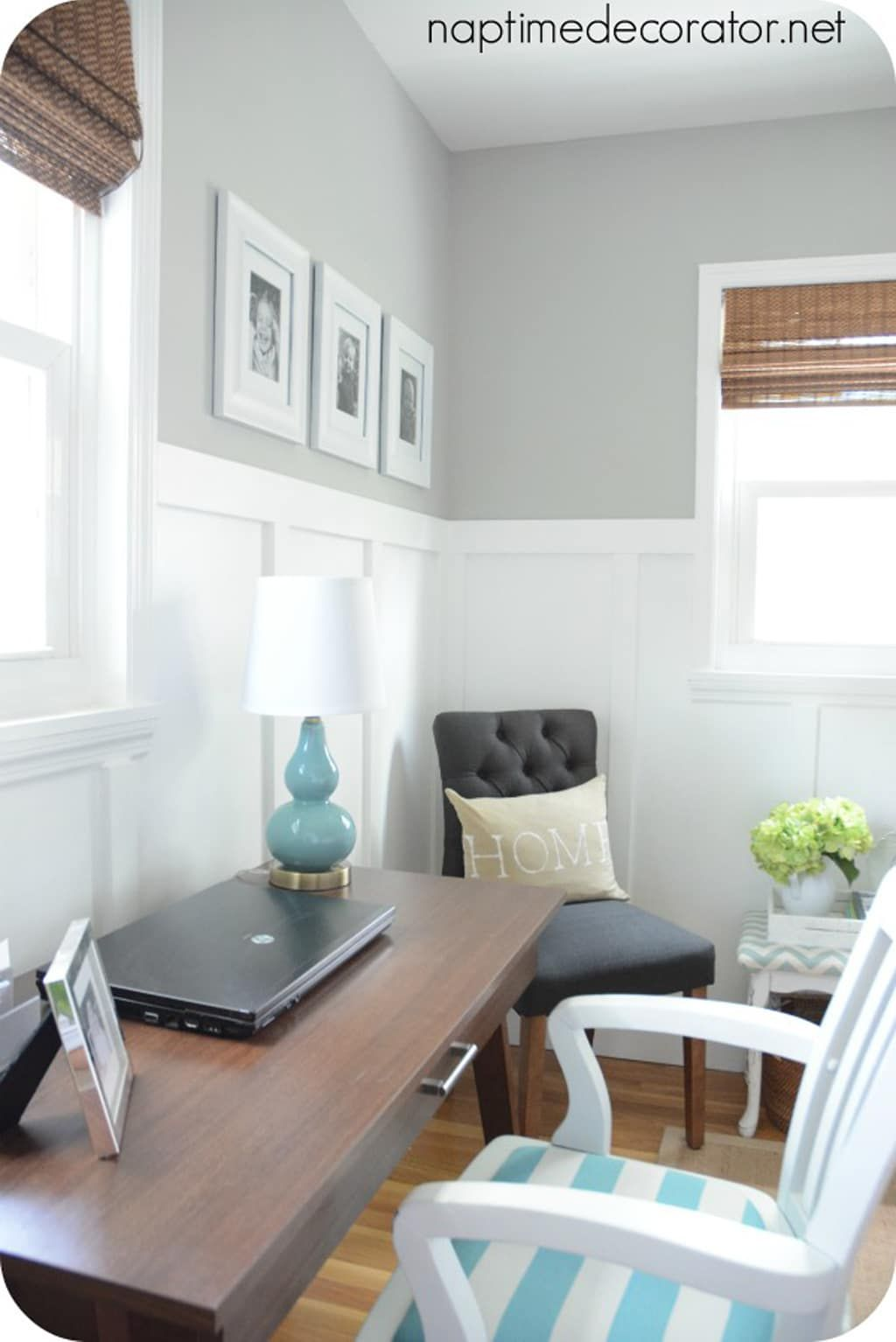 Light French Gray SW 0055 Review | Bedroom paint colors ...