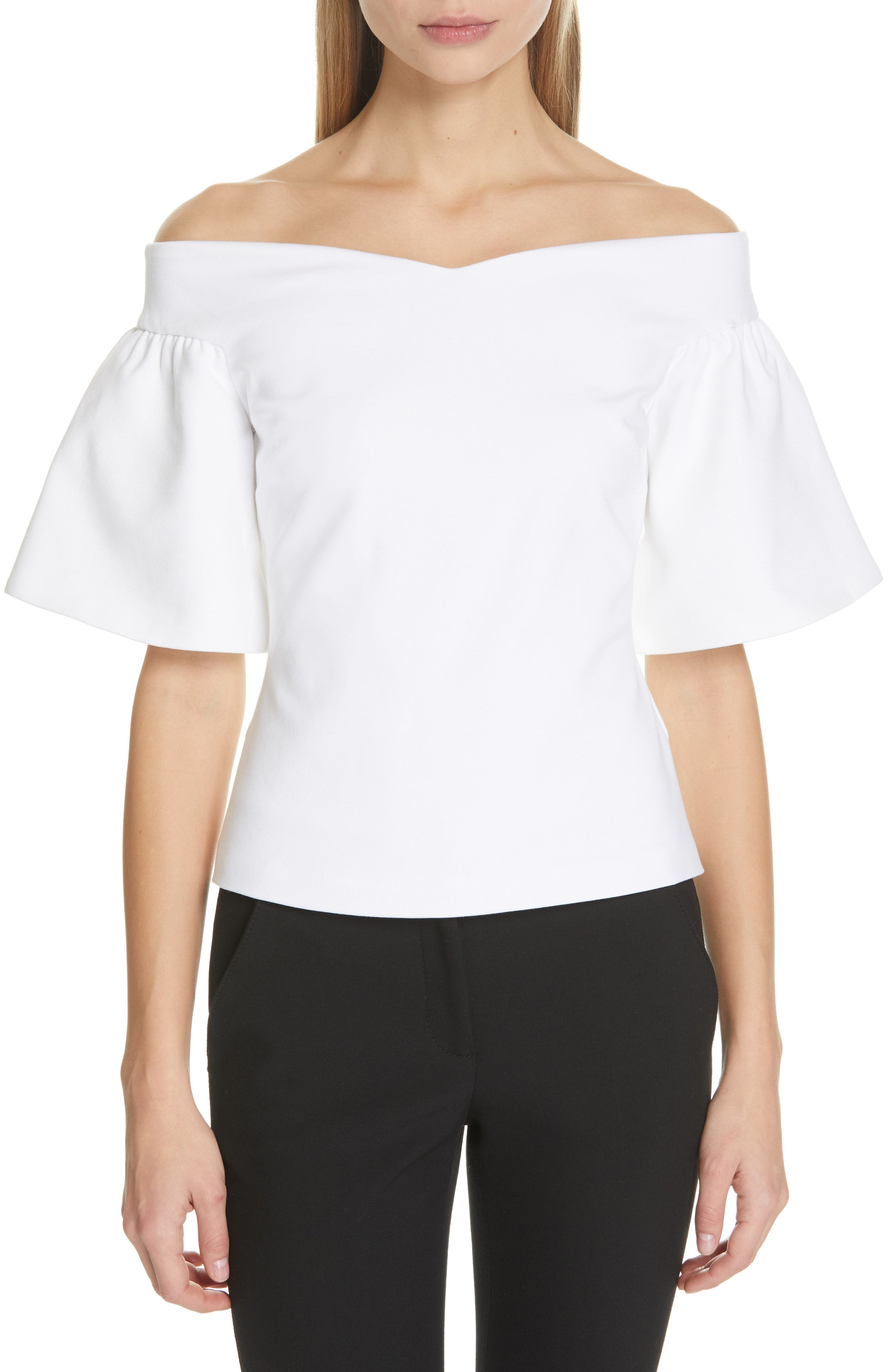 933744596d28e Ted Baker London Gianori Off the Shoulder Top available at  Nordstrom