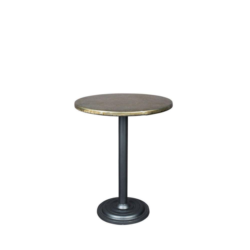 Ewan Table De Bistrot Ronde Drawer Table A Manger Design Table A Manger Table A Manger Ronde