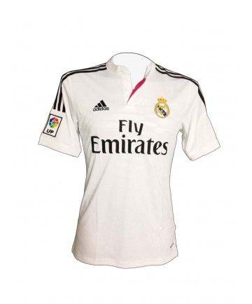 ADIDAS-CAMISETA 1ª EQUIPACION REAL MADRID 14-15 F50637 ... 363b558e43f2d