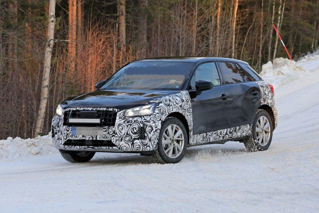 AllNew 2021 Audi Q2 Spied Testing Audi, New suv, Ford