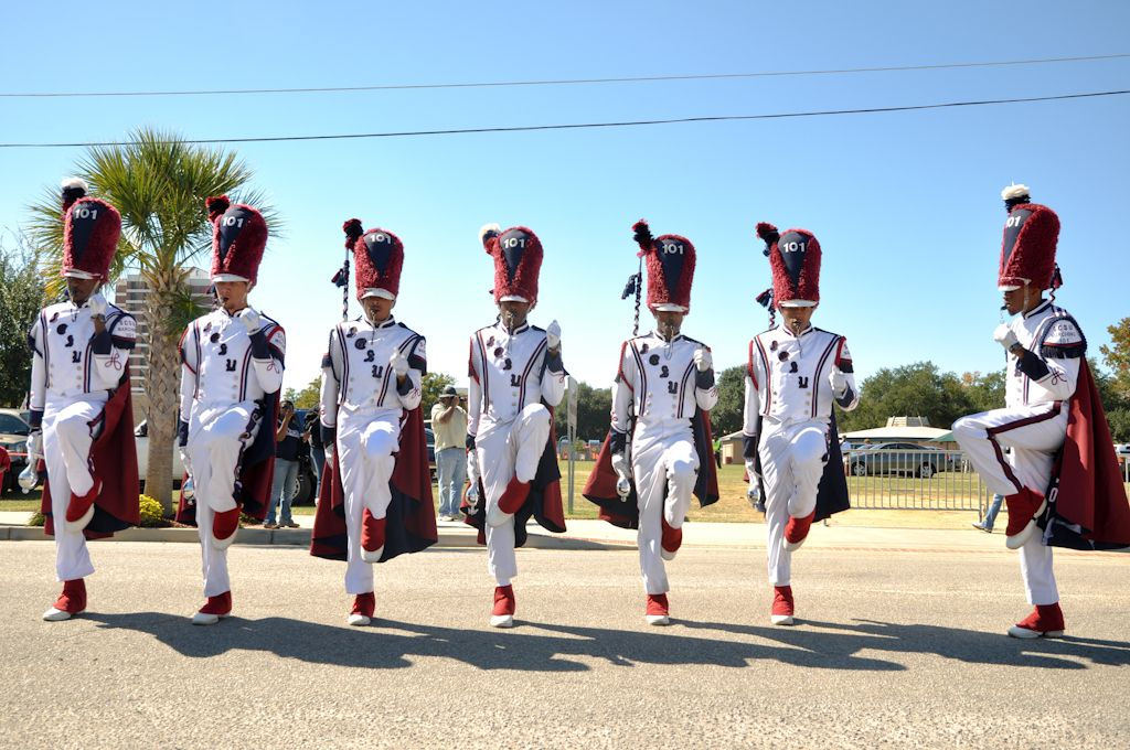 The Marching 101 Of Scsu Hbcu Black History Band Uniforms