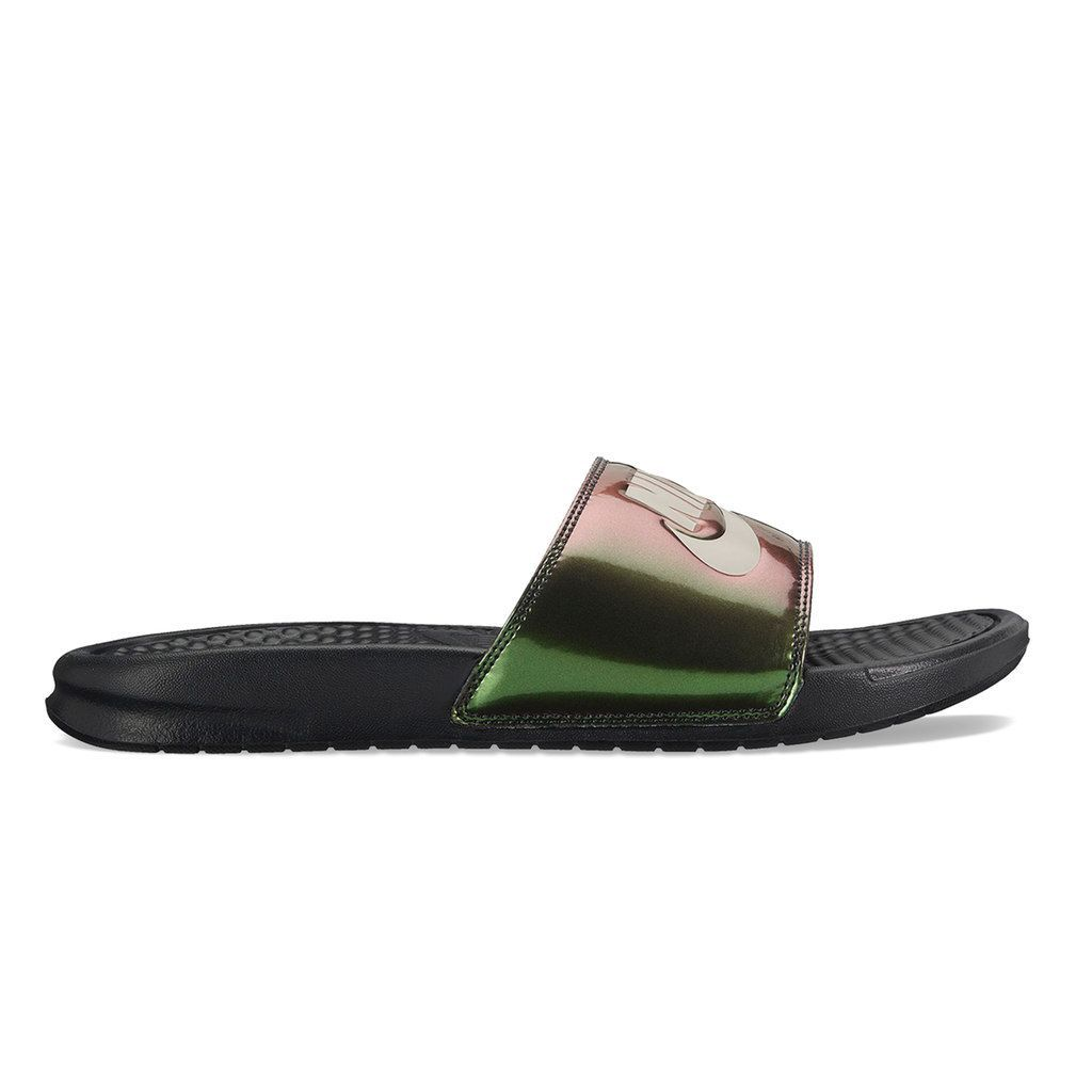 timeless design 94fd8 658d8 Nike Benassi JDI Print Men s Slide Sandals, Size  12, Oxford. Find this Pin  and ...