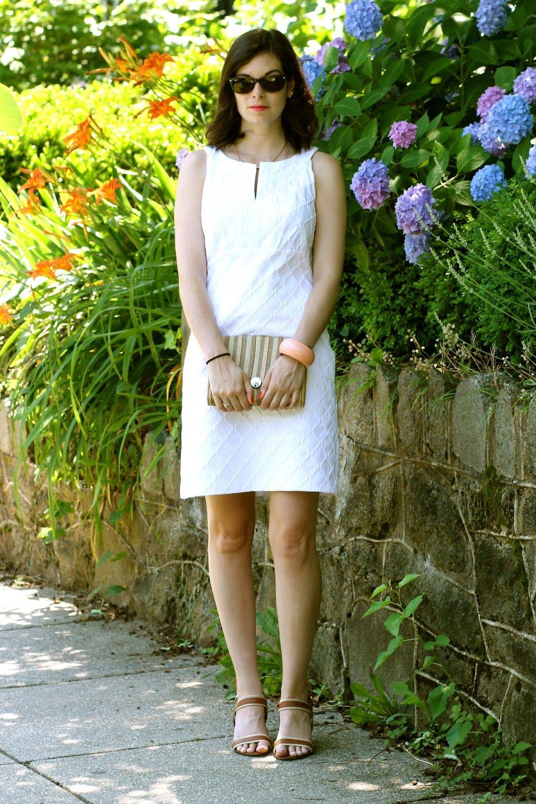 Tj Maxx White Dresses | Outlet Value Blog | #Dresses | Pinterest