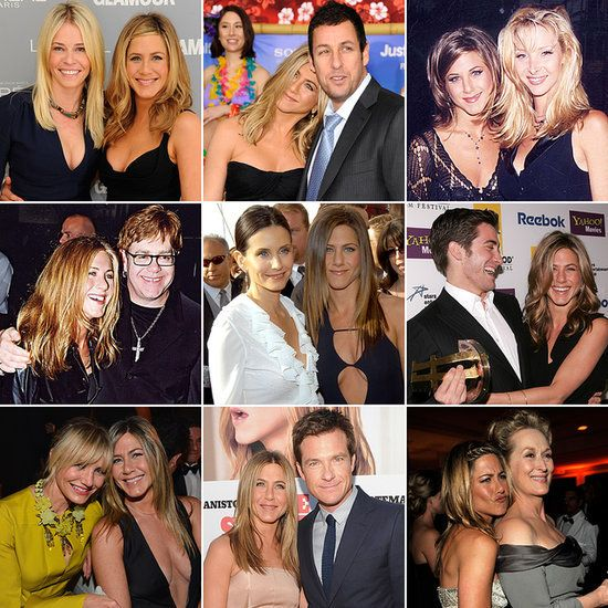 5b8c51fc Jennifer Aniston's Got More Famous Friends Than We Can Count | Jen ...