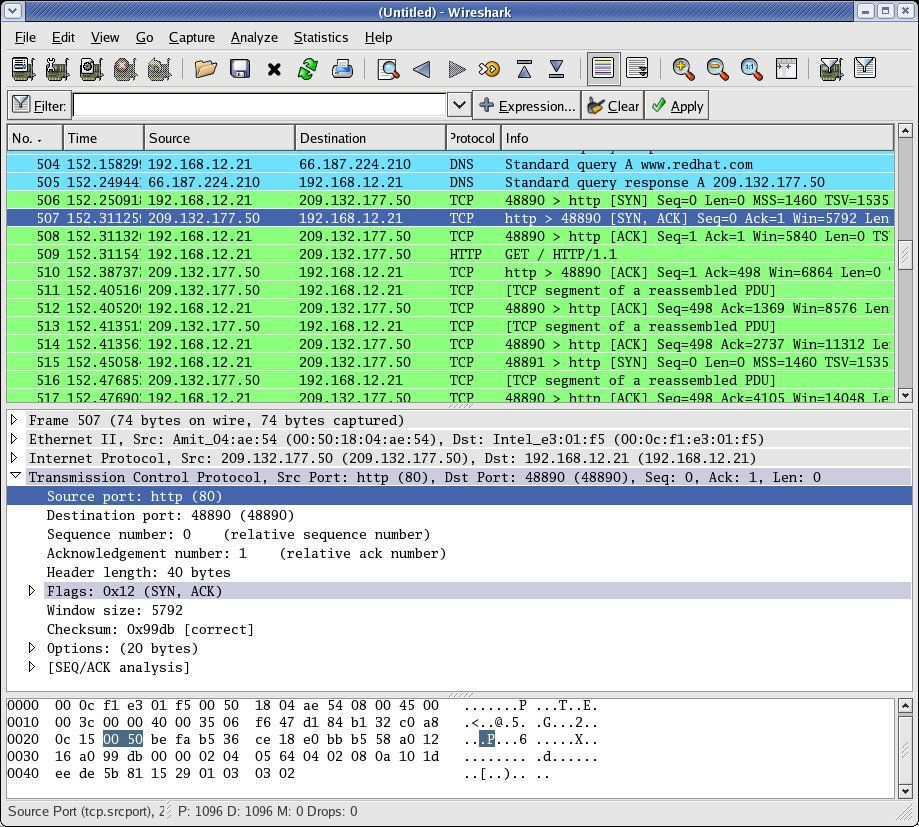 How to Use Display Filters in Wireshark | Linux Tech