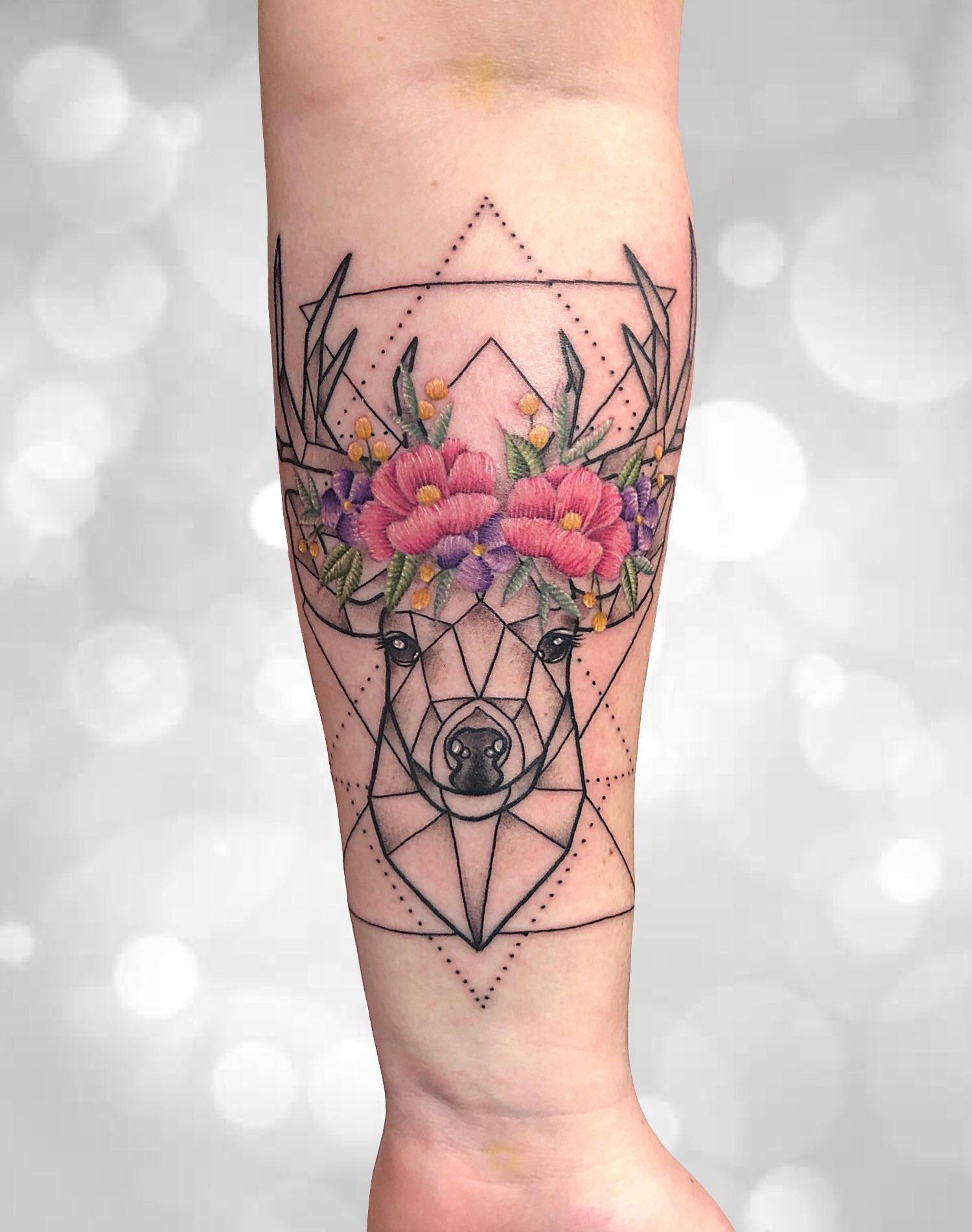 My Name Is Jennie Tiesman And Im New To The Reddit Community Im A Tattoo Artist From Rockford Il I Figured Id Start Sha Tattoo Artists Tattoos Prison Tattoos
