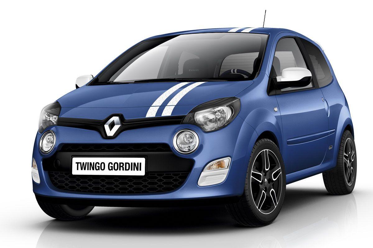 Renault Twingo Gordini Car Stripes Mini Trucks Automobile