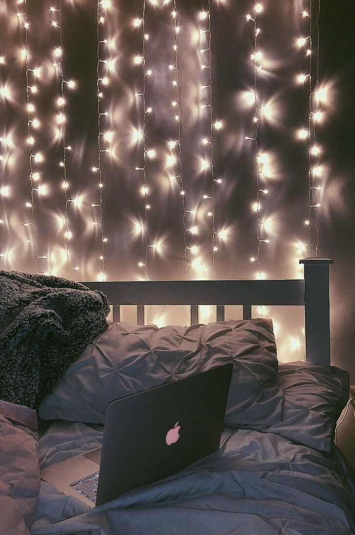 90 Fairy Lights For Bedroom Ideas To Beautify Your Bedroom