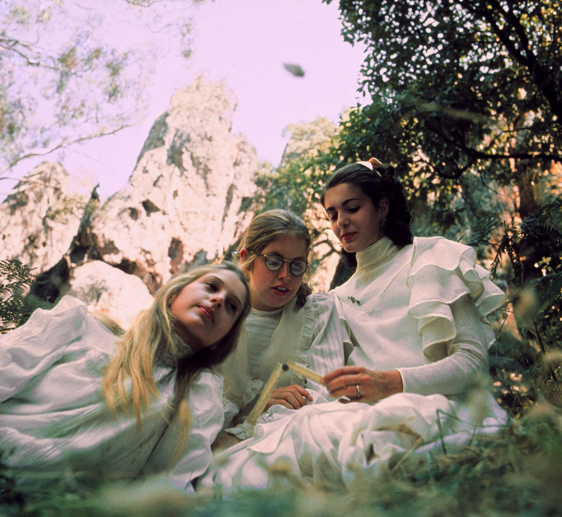 Picnic at Hanging Rock (1975)   The Criterion Collection
