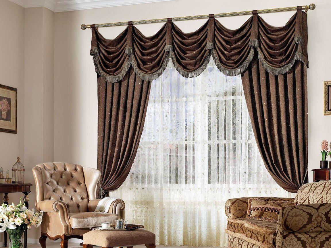 модные шторы для зала фото пригоден для
