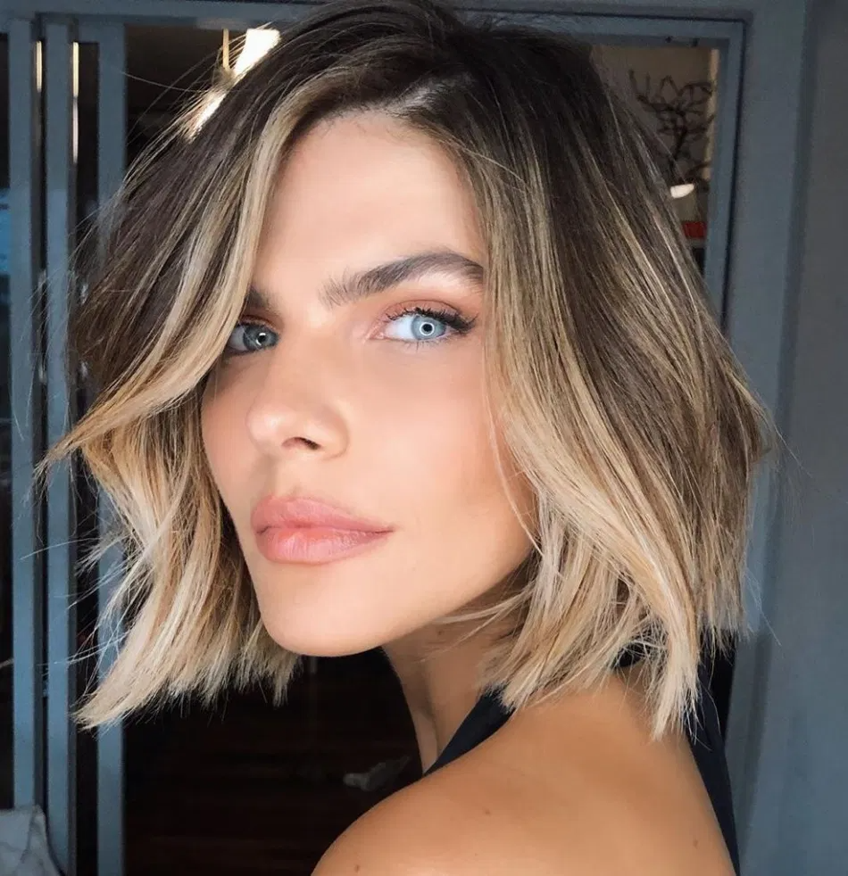 40 Killer Ideas How to Balayage Short Hair in 2021