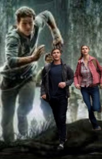 Percy of the Maze (A Percy Jackson and Maze Runner crossover