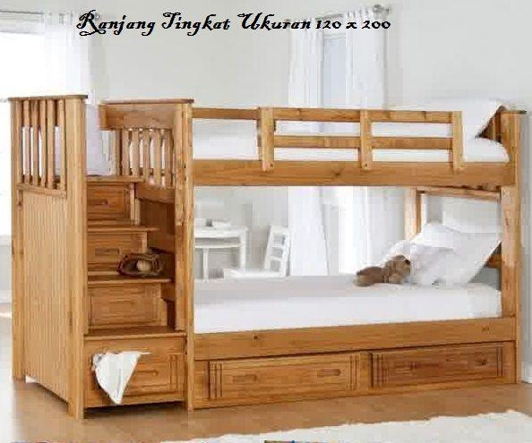 Tempat Tidur 120×200