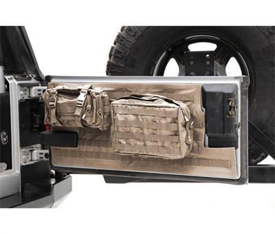 Smittybilt G E A R Tailgate Cover Coyote Tan 5662224 Smittybilt Jeep Wrangler Jeep