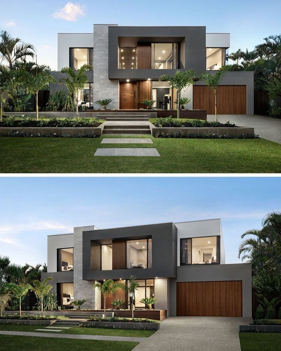 Pin By Doudou On Architecture House Designs Exterior House Exterior Dream Home Design