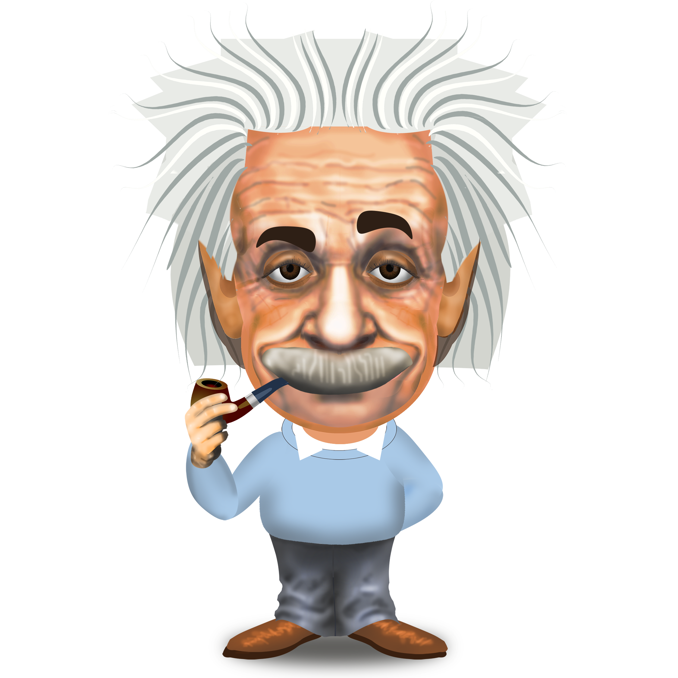 Prototipo De Guia Multimedia Para El Planetario De Madrid Albert Einstein Disney Characters Character Fictional Characters