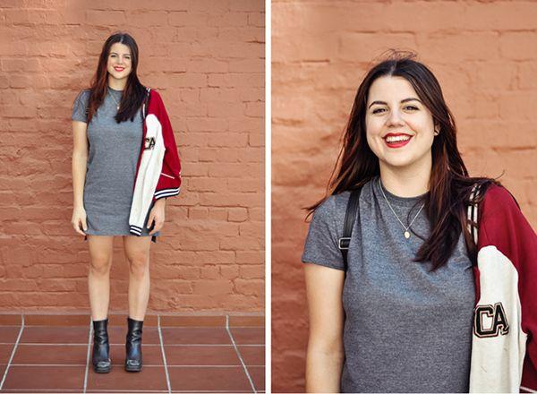 Tayla Sassen, ELLE fashion intern