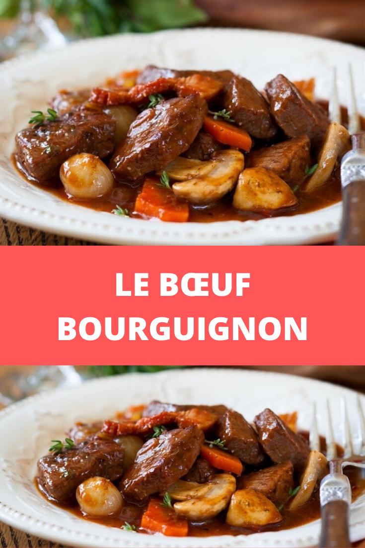 Photo of Le bœuf Bourguignon – Page 2 – All Recipes