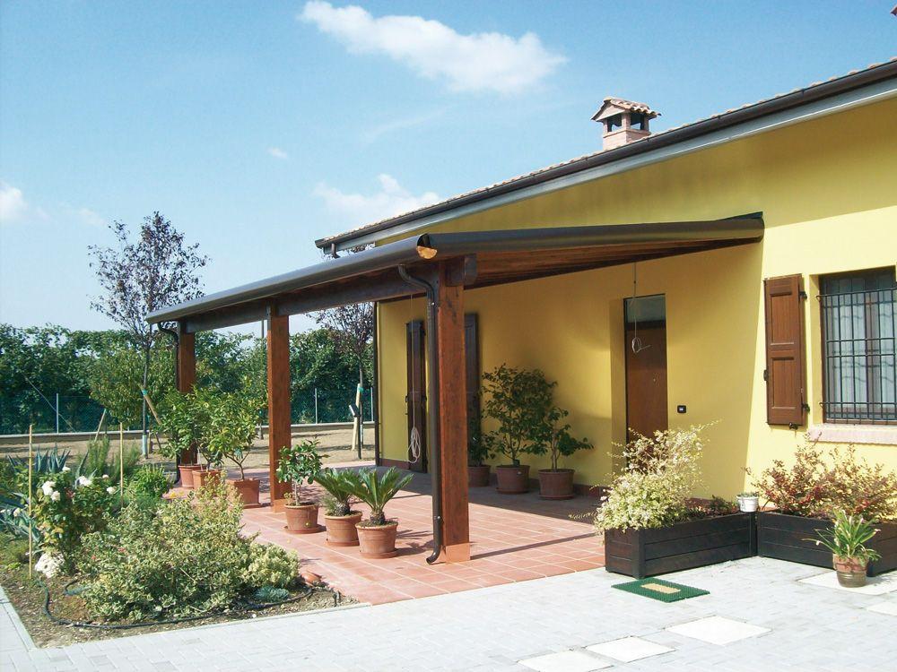 Il bers realizza pergolati in legno su misur di qualit for Costruisci la tua casa su misura
