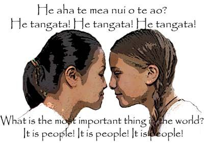 Social work with maori in new