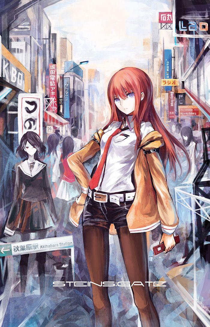 Steins Gate Character Trailer Anime Steins Gate Visual Novel