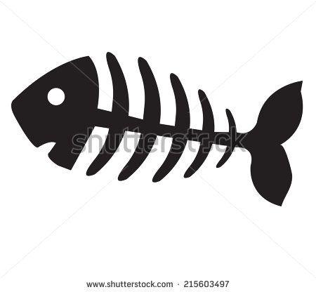 Image Result For Fish Skeleton Fish Skeleton Fish Bone Tattoo Fish Bone