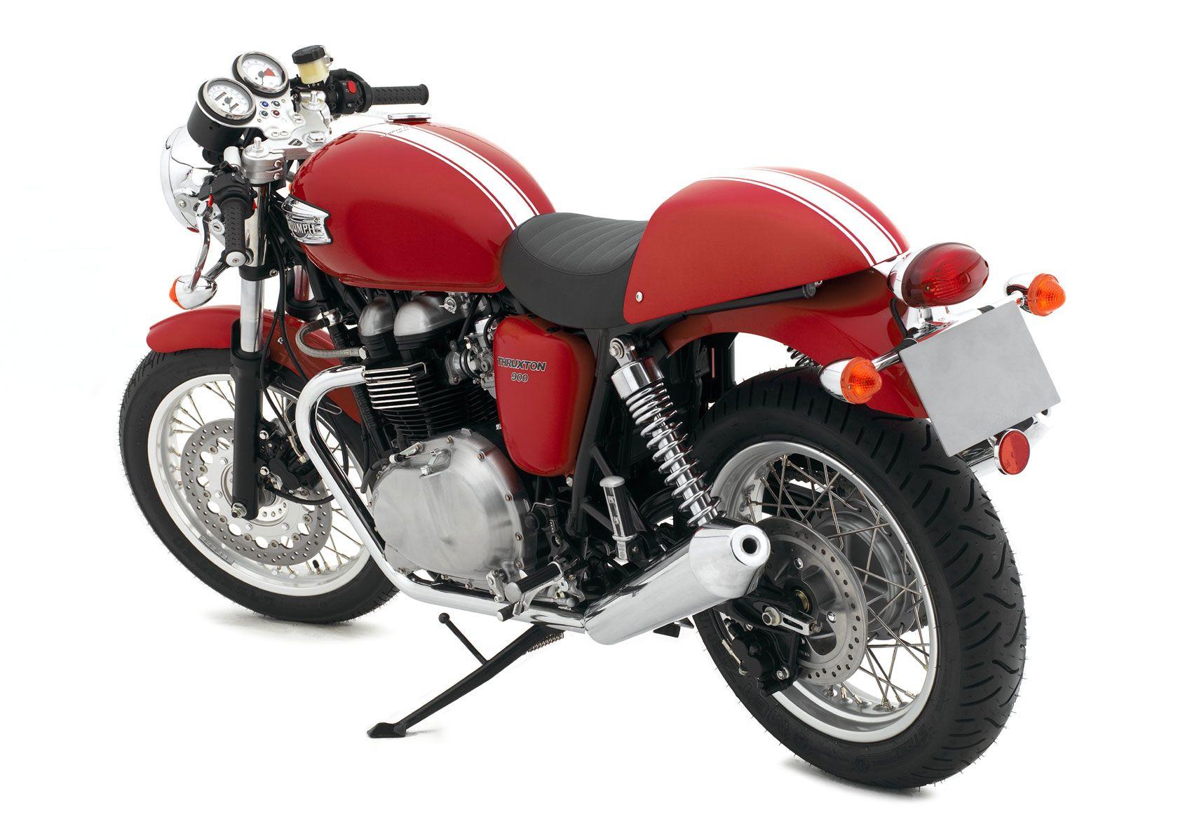 Triumph Thruxton | Motos legend | Pinterest | Triumph thruxton 900 ...