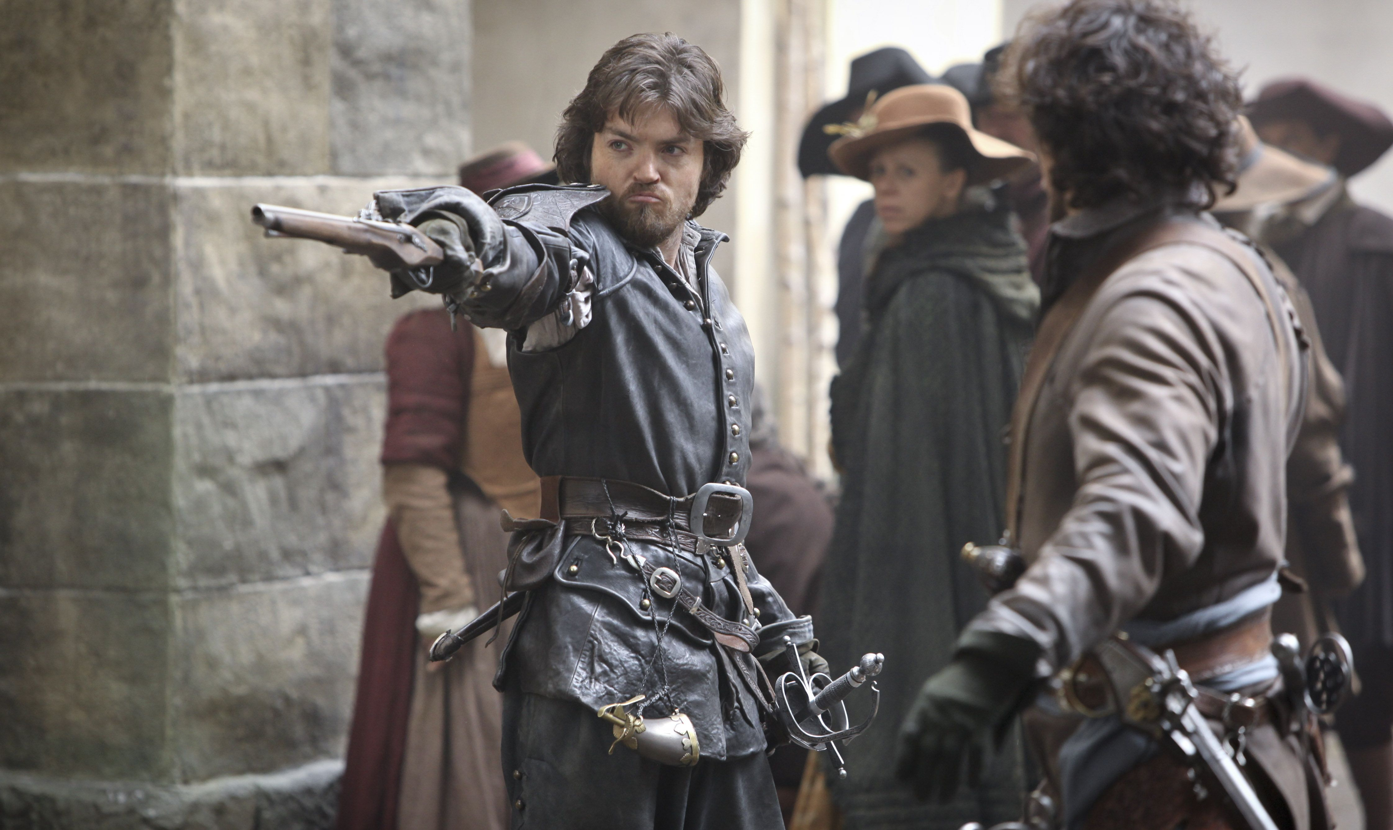 the musketeers - Google Search