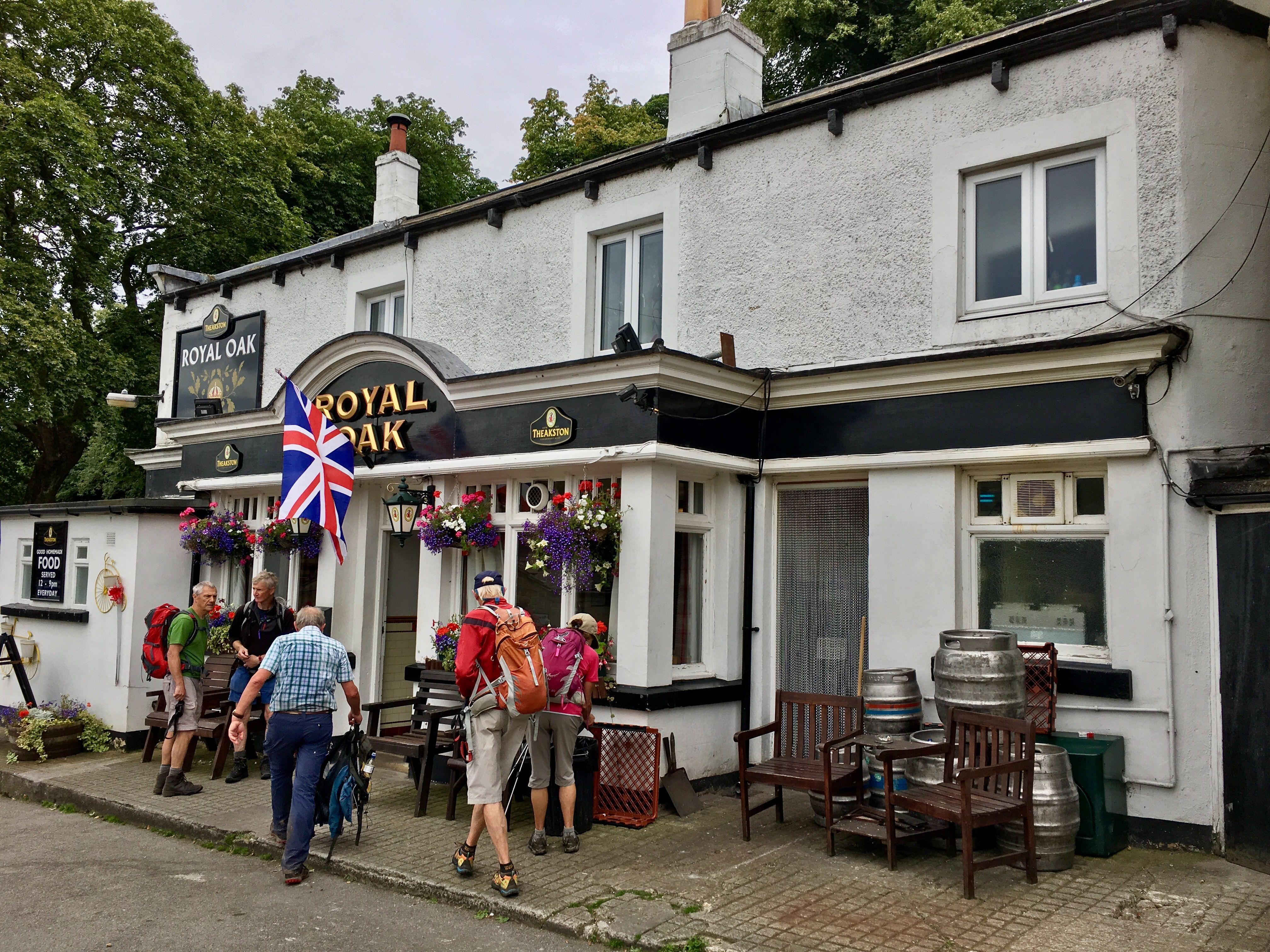 Royal Oak Pateley Bridge | Public house, Pub, Street view