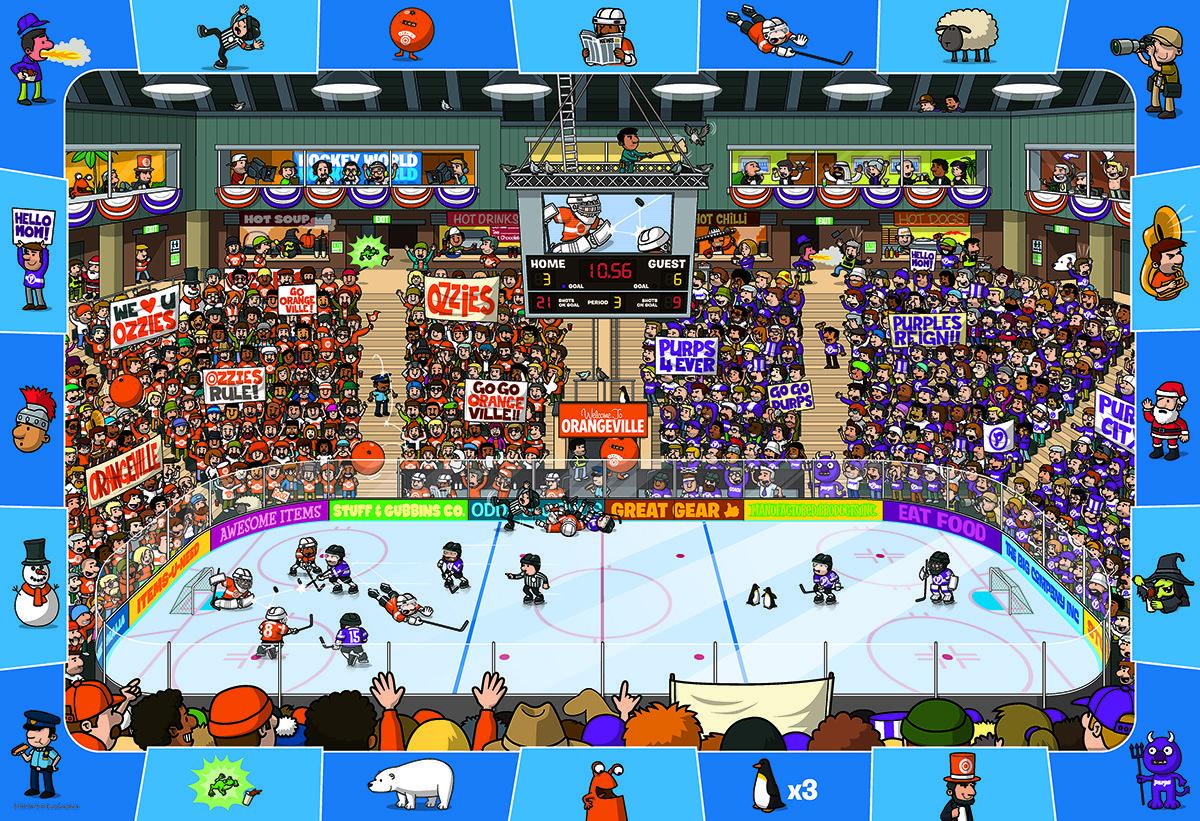 Eurographics Hockey