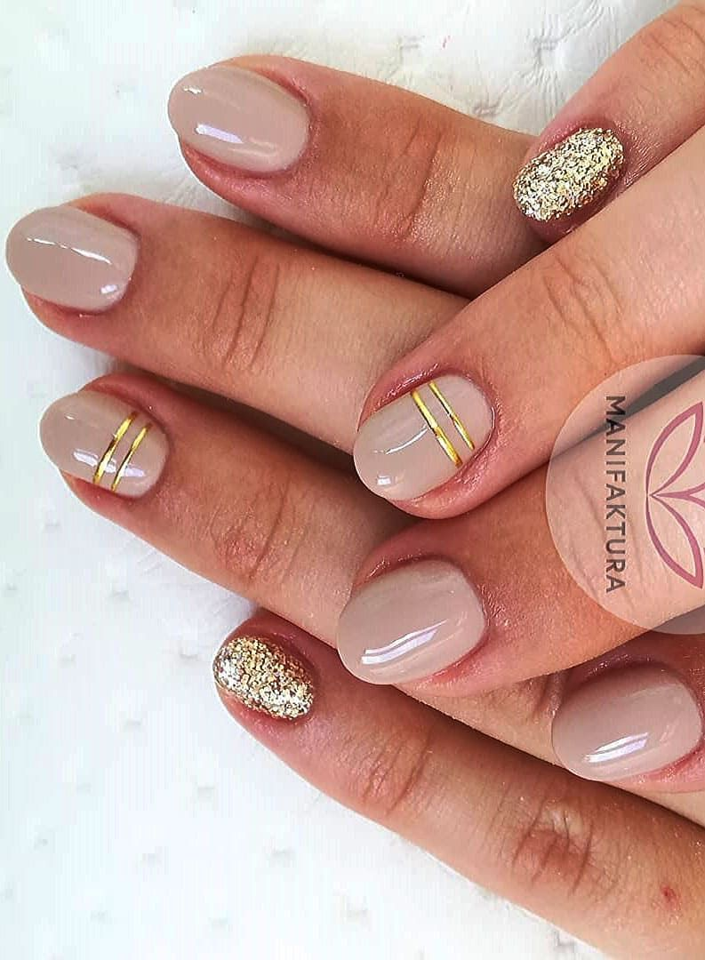 Short Acrylic Nail Designs You Can Use In Summer And Winter Page