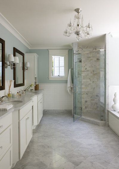 Blue Spa Bathroom  Bathroom Remodel  Pinterest  Spa Bathrooms Glamorous Spa Bathroom Remodel Inspiration