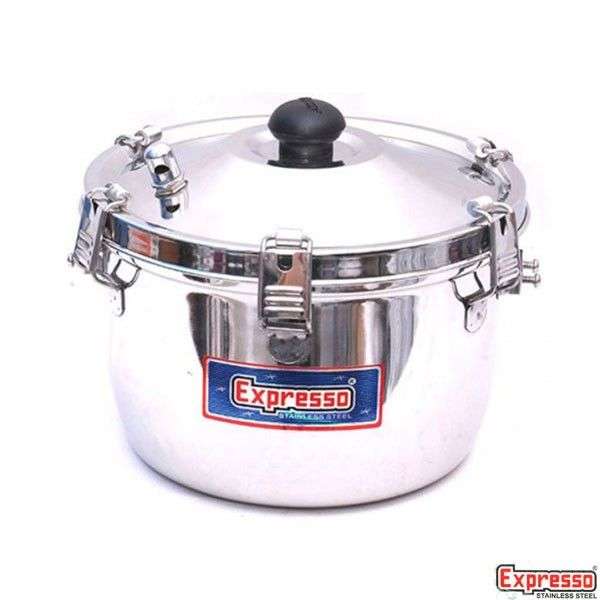 Expresso Stainless Steel Rice Boiler 1 5 Kg Cooker