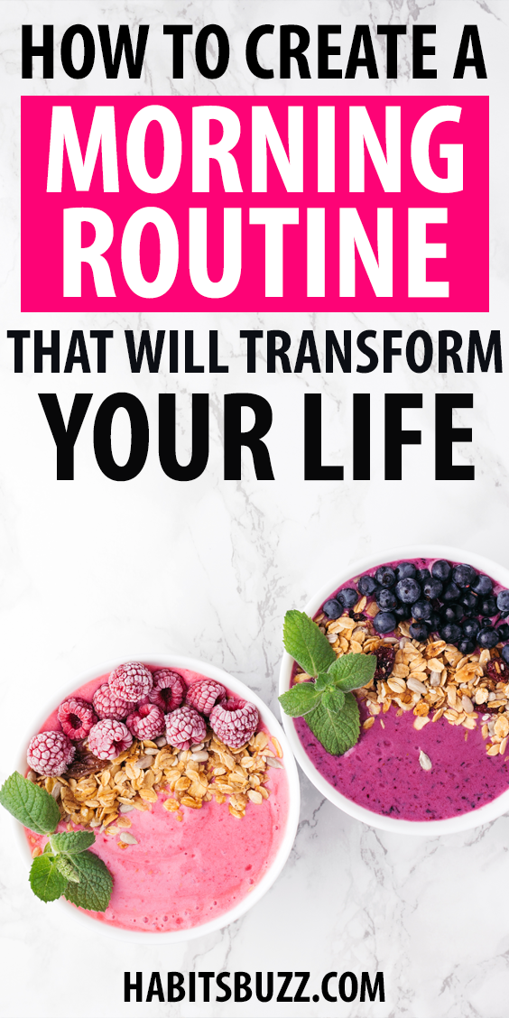 How to start a morning routine that will make you more productive If you want to start your day right that is feeling energetic productive and ready to take on the world...