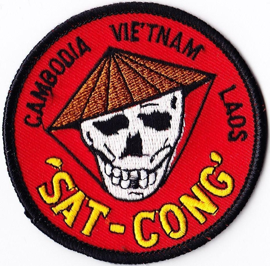 SAT CONG CAMBODIA VIETNAM LAOS CUSTOM EMBROIDERED