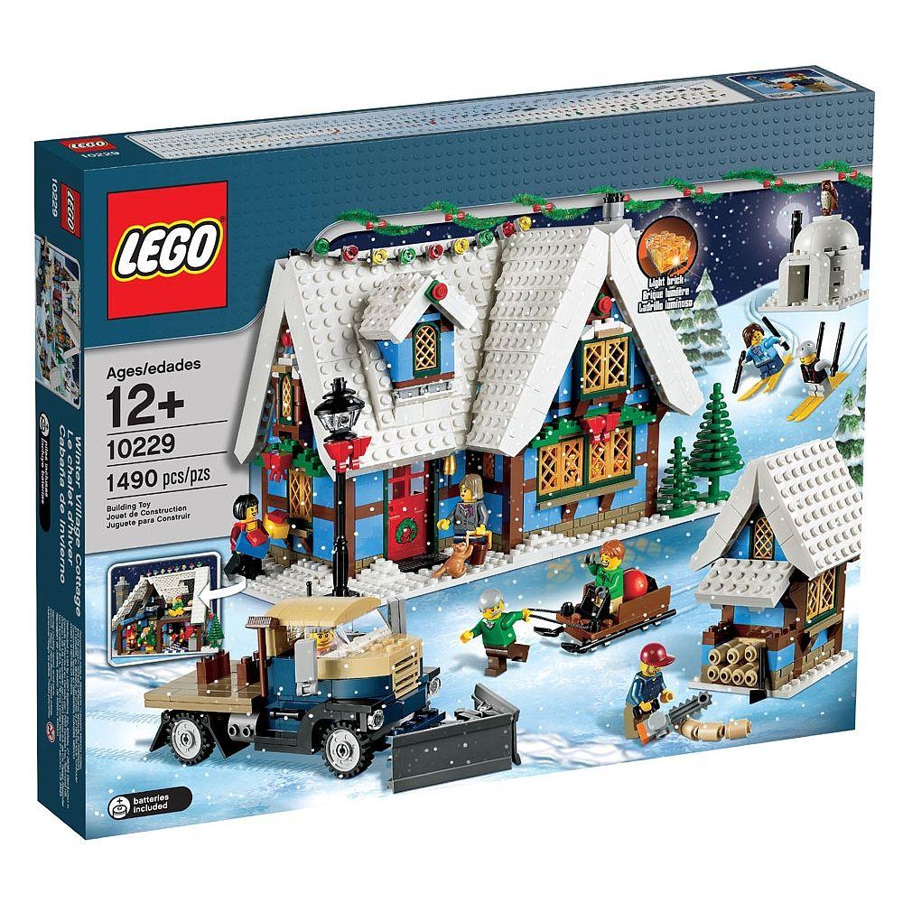 LEGO Creator Winter Village Cottage (10229) Lego